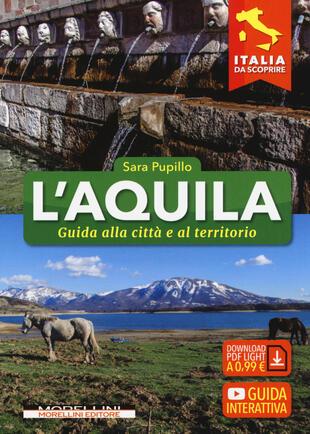 copertina L'Aquila. Guida alla città e al territorio