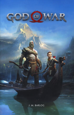 copertina God of war