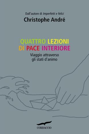 copertina Quattro lezioni di pace interiore