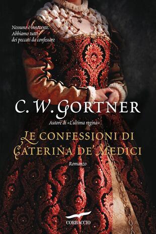 copertina Le confessioni di Caterina de' Medici