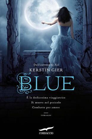 copertina Blue
