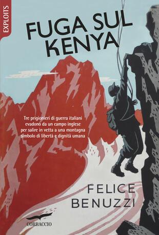 copertina Fuga sul Kenya