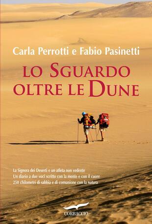 copertina Lo sguardo oltre le dune