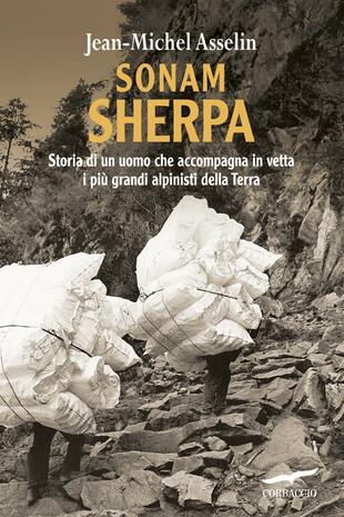 copertina Sonam Sherpa