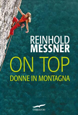 copertina On Top. Donne in montagna