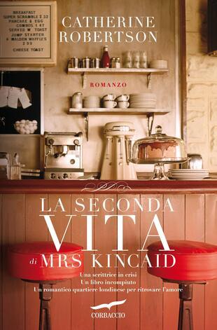 copertina La seconda vita di Mrs Kincaid