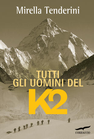 copertina Tutti gli uomini del K2