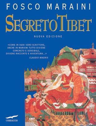 copertina Segreto Tibet