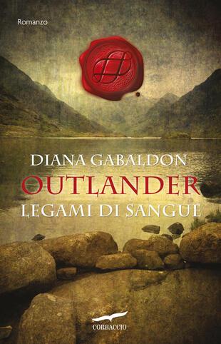 copertina Outlander. Legami di sangue