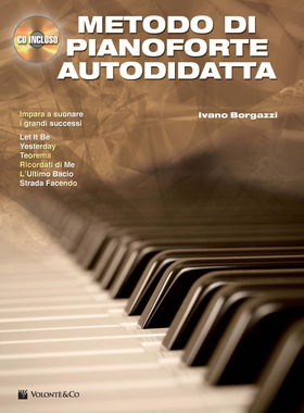 Metodo di pianoforte autodidatta. Con CD Audio