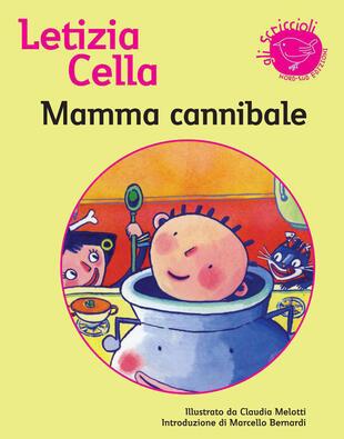 copertina Mamma cannibale