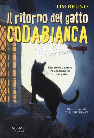 copertina Il ritorno del gatto Codabianca