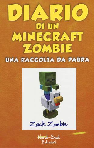 copertina Diario di un Minecraft Zombie. Una raccolta da paura