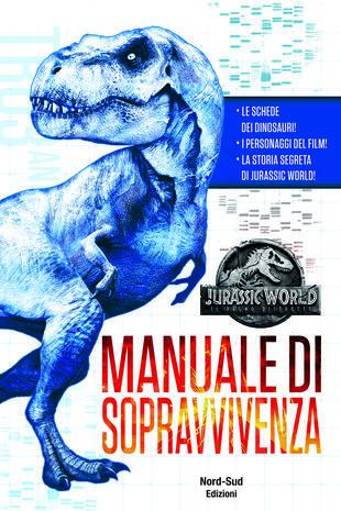 copertina Jurassic World - Annual