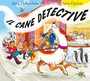 copertina Il cane detective