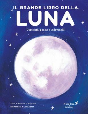 copertina Il grande libro della Luna