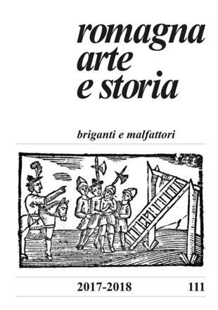 copertina Romagna. Arte e storia (2017-2018)