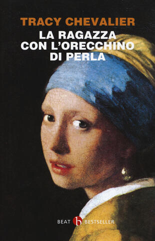 copertina La ragazza con l'orecchino di perla