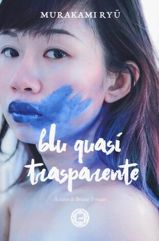 copertina Blu quasi trasparente