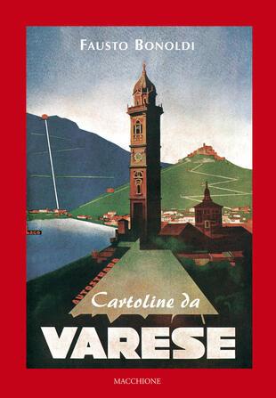 copertina Cartoline da Varese