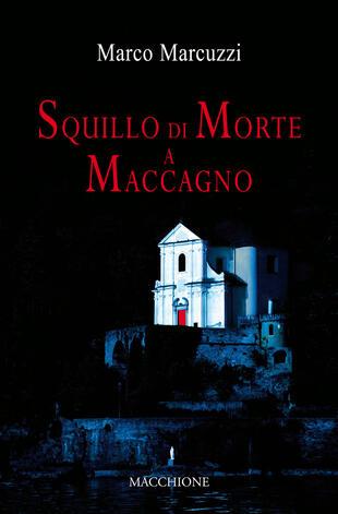 copertina Squillo di morte a Maccagno