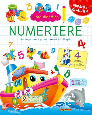 copertina Numeriere