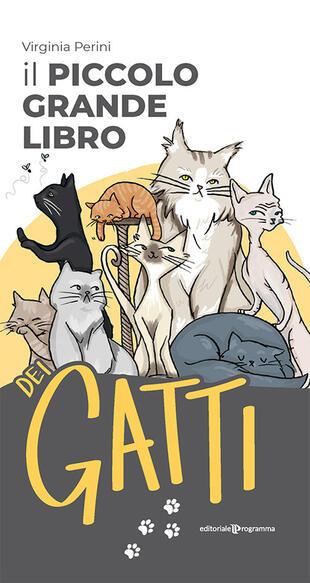 copertina Il piccolo grande libro dei gatti