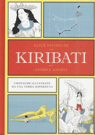 copertina Kiribati. Cronache illustrate da una terra (s)perduta