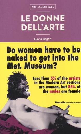 copertina Le donne nell'arte. Ediz. illustrata