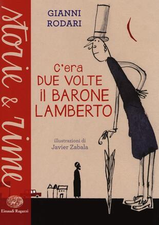 copertina C'era due volte il barone Lamberto