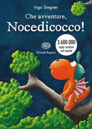 copertina Che avventure, Nocedicocco!