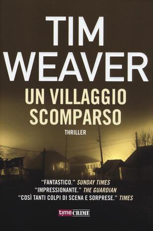 copertina Un villaggio scomparso