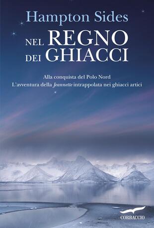 copertina Nel regno dei ghiacci