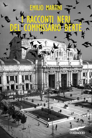 copertina I racconti neri del Commissario Berté