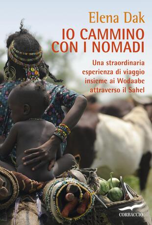 copertina Io cammino con i nomadi