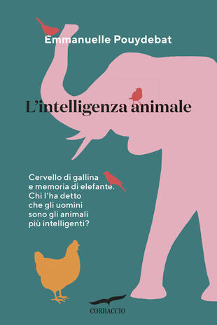 copertina L'intelligenza animale