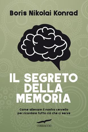 copertina Il segreto della memoria