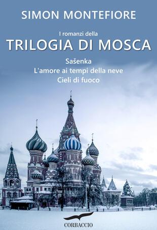 copertina Trilogia di Mosca