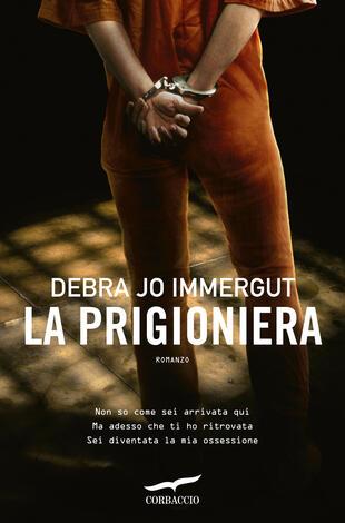copertina La prigioniera