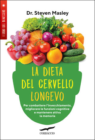 copertina La dieta del cervello longevo