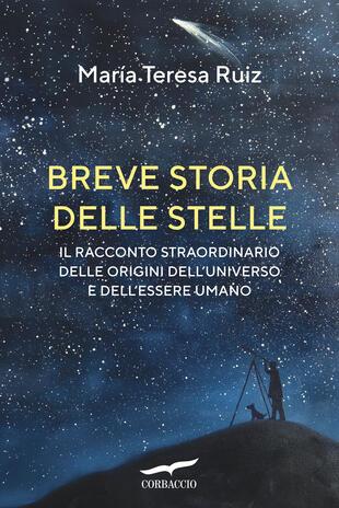 copertina Breve storia delle stelle