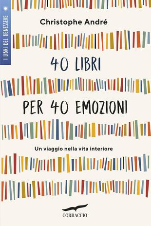copertina 40 libri per 40 emozioni