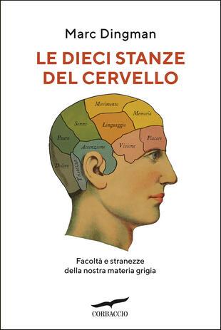 copertina Le dieci stanze del cervello