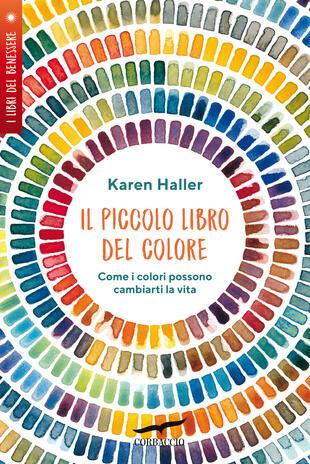 copertina Il piccolo libro del colore