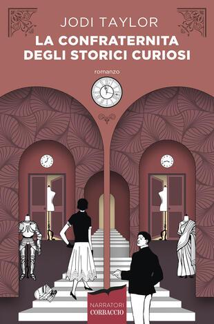 copertina La confraternita degli storici curiosi