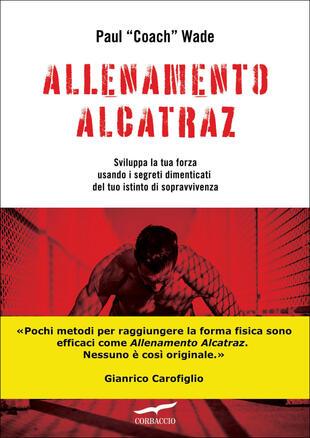 copertina Allenamento Alcatraz