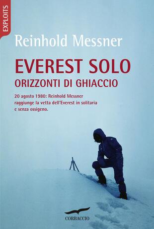 copertina Everest Solo