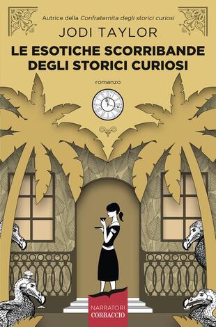 copertina Le esotiche scorribande degli storici curiosi