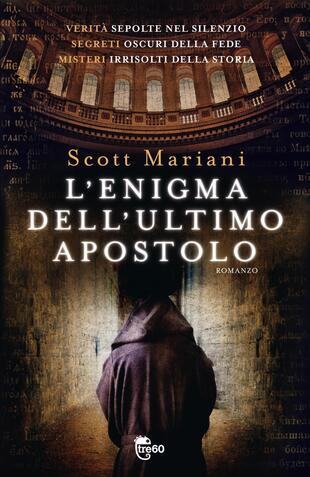 copertina L'enigma dell'ultimo apostolo