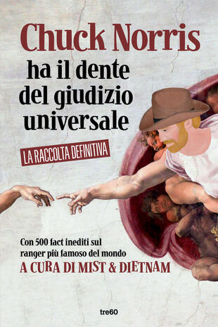 copertina Chuck Norris ha il dente del giudizio universale